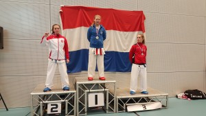 Karate Team Utrecht - Nederlands Kampioenschap Shotokan 2016