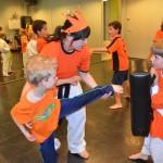Clubactiviteit Oranje training