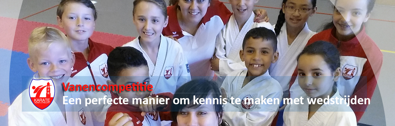 Vanencompetitie Karate Team Utrecht