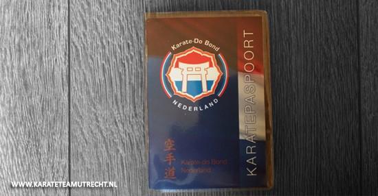 KBN lidmaatschap - paspoort