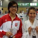Speciale prijzen vanencompetitie Karate 2015