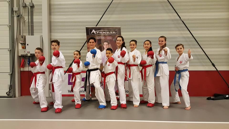 Stage Geoffrey Berens - Karate Team Utrecht