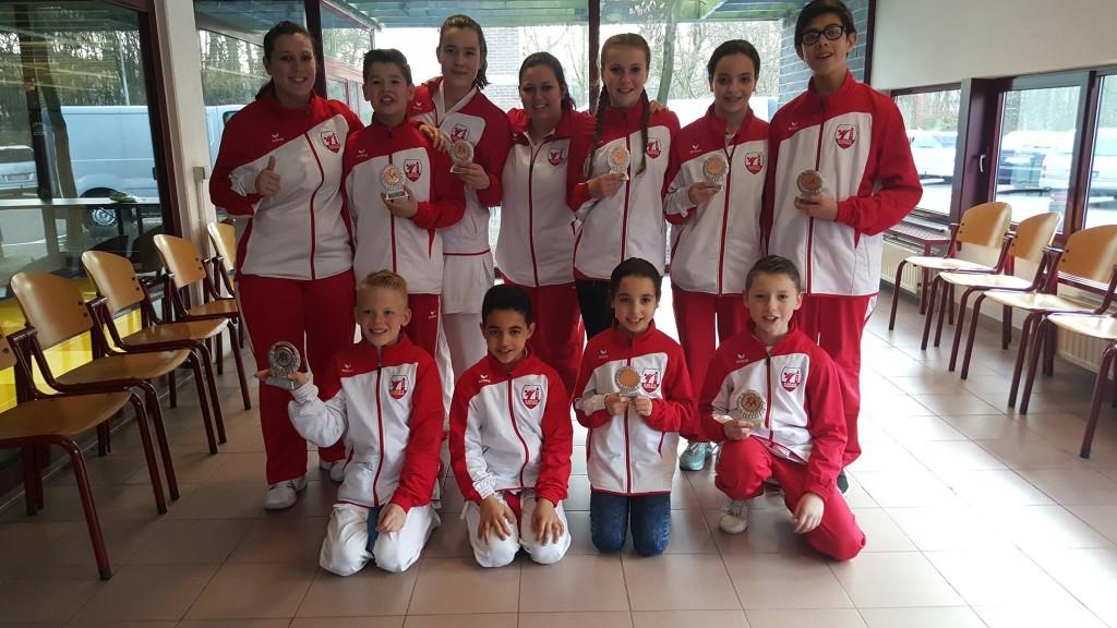 Karate Team Utrecht - zipangu pro 2016
