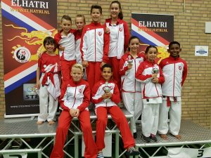 Karate Team Utrecht - Open Elhatri 2016