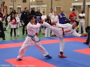Karate Team Utrecht - Open Elhatri Tournament 2015