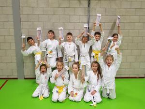 Karate Team Utrecht - Grote Club actie