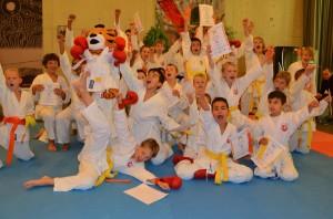 Karate Club examens september 2015 - Karate Team Utrecht
