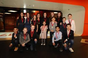 Sportverkiezingen Gemeente Utrecht - Karate Team Utrecht
